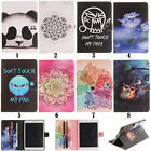 Magnetic Flip Wallet Stand Case Cover For iPad Mini 2 3 4 Samsung Series Tablet