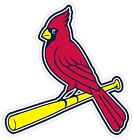 St. Louis Cardinals Fan Vinyl Sticker Decal **SIZES** Bumper Cornhole Truck Car on Ebay