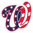 Washington Nationals Fan Vinyl Sticker Decal *SIZES* Bumper Cornhole Truck Car on Ebay