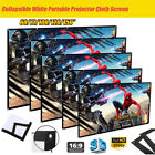 60/72/100/120-Inch 16:9 1080P 3D Home Theater Video Projecor Projection Screen