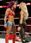 TRISH STRATUS & SASHA BANKS 4x6 8x10 WWE Photo (Select Size) #03