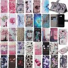 For Samsung Galaxy A3 A5 2017 Flip Wallet Leather Magnetic Card Stand Case Cover