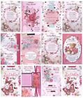 FEMALE RELATION & OPEN BIRTHDAY CARDS WITH 8 PAGE SENTIMENTAL VERSES 1ST P&P