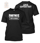 New Fortnite Battle Royale 2018 Custom Text Perzonalized Tee/TShirt/Shirt/Player