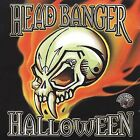 Head Banger Halloween Classic Rock Heavy...
