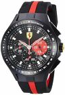 Ferrari Men's Race Day Chronograph 44mm Watch - Choice of Red or Yel