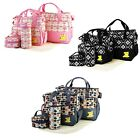 Внешний вид - 5 Pcs Baby Changing Diaper Nappy Bag Mummy Mother Handbag Multi-functional Set
