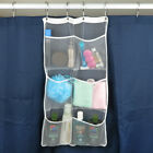 Внешний вид - Evelots Quick Dry Hanging Shower Caddies With 6 Pockets, Choose Single or 2 Pack