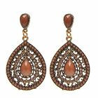 Wholesale Bohemian Style Fashion Earrings - 12 Pair