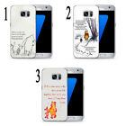 Disney Winnie The Pooh Piglet Quote Sweet GEL CASE OVER FOR SAMSUNG GALAXY PHONE