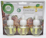 3 Refills Air Wick WOODLAND MYTIQUE AirWick Oil Refill