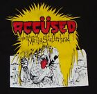 Accused / The Accüsed - Return Of Martha (Earache cover) shirt New / Small / S
