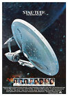 Star Trek The Motion Picture (1979) - A2 A3 A4 POSTER **RETOUCHED AND RESTORED** on eBay