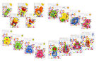 First Steps Rattles Perfect for Physical Development with Fun Designs & Colours