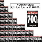 Single / Multi-Pack Kenda 700x18 23 25 Threaded 32mm Presta Valve Road Bike Tube