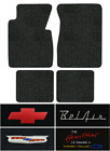 1957 Chevy Bel Air Floor Mats - 4pc - Loop