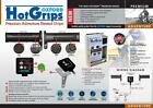 Oxford Hot Grips. Heated Motorcycle Grips. Adventure, Sports and Touring.