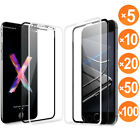 Wholesale 3D Full Coverage Tempered Glass Movies Protector For iPhone X/8/7 Plus