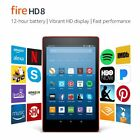 "Fire HD 8 Tablet with Alexa 8"" HD Display 16 GB with Special Offers Brand New!!!"