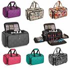 Professional Large Make Up Bag Vanity Case Cosmetic Nail Tech Storage Beauty