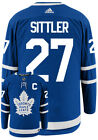 DARRYL SITTLER TORONTO MAPLE LEAFS ADIDAS AUTHENTIC HOME NHL HOCKEY JERSEY