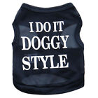 Petdog clothing breathable feable dog pet vest wholesale spring and summer