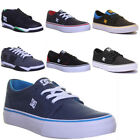 Dc Shoes Trase Tx Junior Canvas Trainers