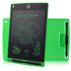 LCD Writing Tablet 8.5 Inch Handwriting Board Notepad with Stylus Stand for Kids