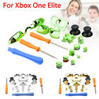 1 Set Customized Replacement Bumper/Trigger Button for One Elite XBOX Controller