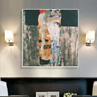 New Modern Wall Picture Home Decor Kiss Art Oil Painting Print On Canvas NoFrame