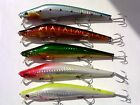 Reduced Tonick35 DUEL DOLCE Minnow Lure VMC hooks 125mm/22g  Bass, Pike, Salmon