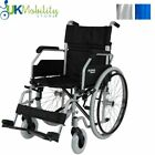 Roma Medical 1610 Avant Self Propelling Mobility Wheelchair Height Adjustable