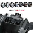 For DJI Mavic Air Drone ND4 ND8 ND16 CPL UV Waterproof Camera Lens Filters