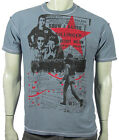 Clash joe strummer punk Hammersmith Palais  grey tee small - 4xl