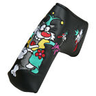 1pc Big Wolf Golf Putter Cover Head Cover For Scotty Cameron Odyssey Taylormade