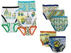 Universal Team Minions Despicable Me 2  Boys 5 Pack Briefs Underwear size 8 NEW