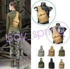 Outdoor Travel Multifunction Molle Shoulder Bag Army Military Crossbody Bags