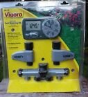 Orbit SunMate 4 port Automatic Yard Watering Timer Kit 27968 56417 56041 56905