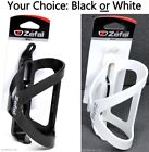 Zefal Wiiz Side-Entry Reversible Road/MTB Bike Water Bottle Cage Black or White