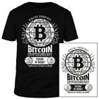 T-Shirt & Poster Paket Digital Currency Crypto Bitcoin BTC Ethereum Blockchain