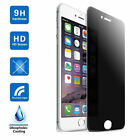 Anti-Spy Peeping Privacy Tempered Glass Screen Protector For iPhone 8 / 8 Plus X