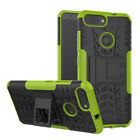 Shockproof Asus Zenfone Max Plus (M1) Case Hard Protective Kickstand Slim Phone