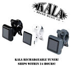 KALA CHROMATIC RECHARGEABLE GUITAR, BASS, UKULELE, BANJO,  VIOLIN TUNER KK-R