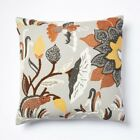 """Pillow covers West Elm 2 patterns size 20"""" x 20"""" $39 price tag new in bag w/tags"""