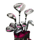 NEW Lady PowerBilt Pro Power Complete Golf Set 2018 - Choose Length