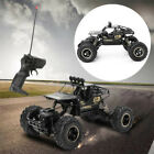 4WD Remote Control 2.4GHZ Monster Climbing RC Off-Road Truck Car Kids Best Gift