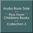 Audio Book Sale: Children's Books (3) - Pick what you want to save