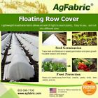 Agfabric Warm Worth Floating Row Cover Plant Blanket 0.55oz Frost Protection