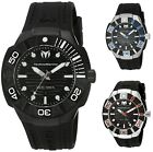 Technomarine Reef Men's 45mm Stainless Steel Black 500M Watch - Choice of Color