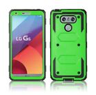 For LG G6 Shockproof Armor Rugged Hybrid Otterbox Styled Protective Case Cover